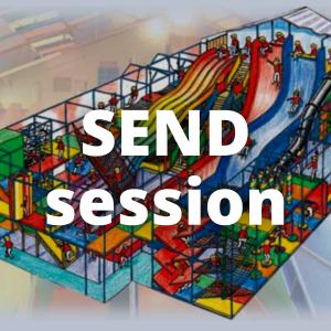 SEND session